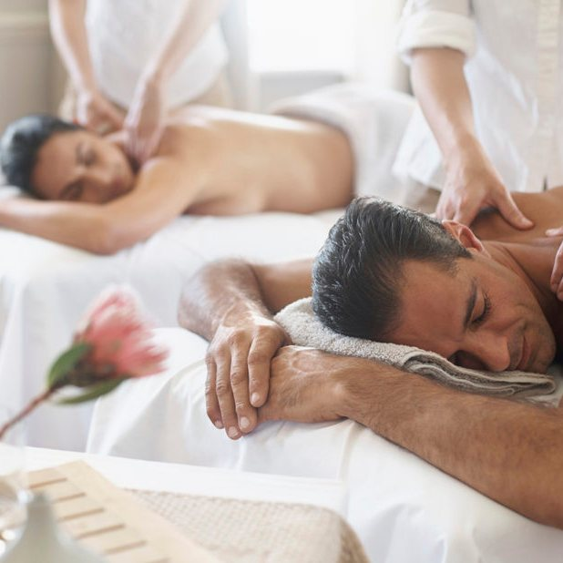 ayurveda couple massage